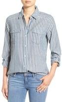Paige Women's 'Mable' Stripe Shirt