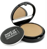 Perry Ellis Make Up For Ever - Velvet Finish Compact Powder - (Suntan Beige)