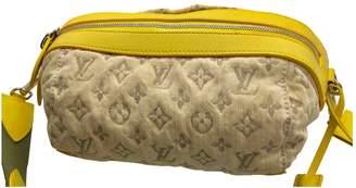 Louis Vuitton Beige Denim - Jeans Handbags