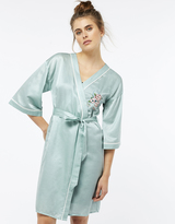 Monsoon Astrid Silk Robe