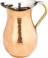 Old Dutch International Dcor Hammered Copper Water Pitcher