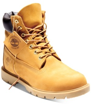 "Timberland Men's 6"" Waterproof Basic Boots Men's Shoes"