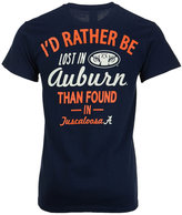 New World Graphics Men's Auburn Tigers Lost and Found T-Shirt