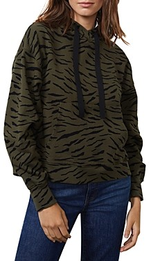 Velvet by Graham & Spencer Roseanne Printed Hoodie