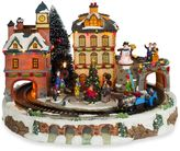 Bed Bath & Beyond Holiday Village with Animated Train