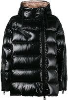 Moncler oversized puffer jacket