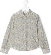 Cashmirino - Classic paisley print shirt - kids - Cotton - 2 yrs
