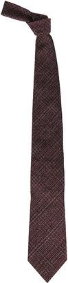 Ermenegildo Zegna Embroidered Tie