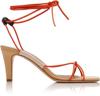 Malone Souliers x Roksanda Camila Leather Sandals Size: 37.5