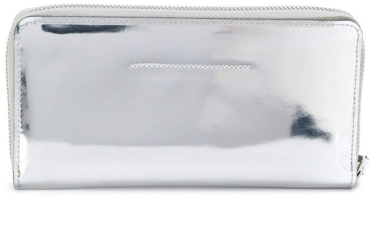 MM6 MAISON MARGIELA trapped pearl wallet