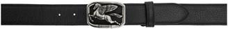 Etro Black Pegasus Belt