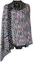 Missoni shawl lapel open cardigan - women - Nylon/Wool - One Size
