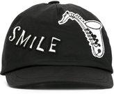 Dolce & Gabbana Smile cap - kids - Cotton/Spandex/Elastane - 54 cm