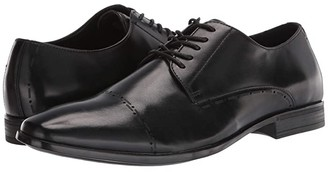 Kenneth Cole Reaction Eddy BRG Lace-Up CT (Black) Men's Shoes
