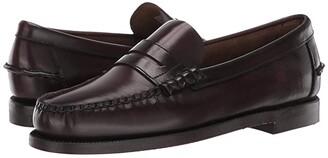 Sebago Classic Dan (Brown/Burgundy) Women's Shoes