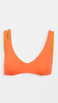 L-Space One Wave Bikini Top