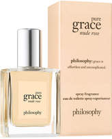 philosophy Pure Grace Nude Rose Eau de Toilette, 0.5-oz., Created for Macy's