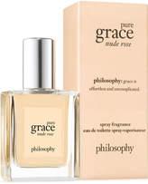 philosophy Pure Grace Nude Rose Eau de Toilette, 0.5-oz., Only at Macy's