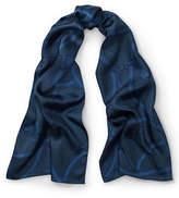 Ralph Lauren Rachel Bridle-Print Silk Scarf