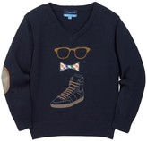 Andy & Evan Items Sweater (Toddler & Little Boys)