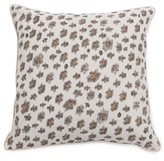 Lulu & Georgia Evelyn Pillow, Gray and White
