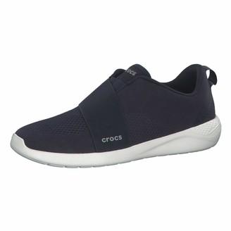 Crocs mens Men's Literide Modform Slip on | Slip for Men Sneaker
