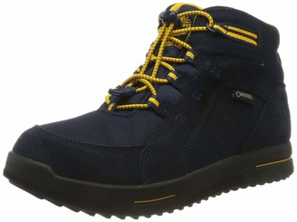 Timberland Kids' City Stomp Bungee Mid Gore-Tex (Youth) Classic Boots