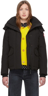 Canada Goose Black Down Blakely Parka