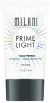Milani PRIME LIGHT Strobing + Pore Minimizing Face Primer - 0.68 oz