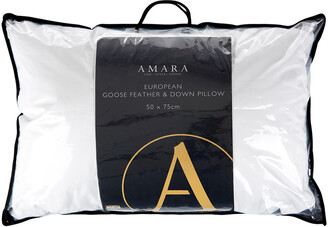 A By Amara A by AMARA - European Goose Feather & Down Pillow