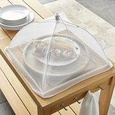 Crate & Barrel Food Tent