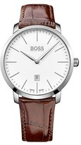 HUGO BOSS Mens Analog Dress Quartz Watch (Imported) 1513255