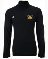 adidas Men's Kennesaw State Owls Primary Screen Ultimate Quarter-Zip Pullover