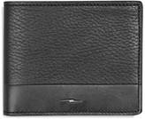 Shinola Men's Bolt Leather Wallet - Black