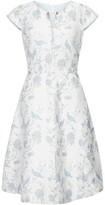 Yumi Oriental Jacquard Occasion Dress