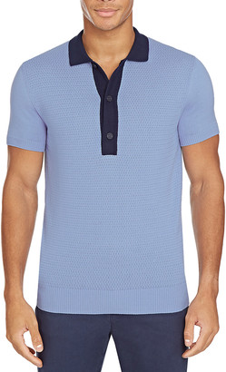 Orlebar Brown Men's Rushton Panel Polo Shirt