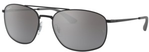 Ray-Ban Polarized Sunglasses, RB3654 60