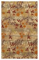Rizzy Home Bradberry Downs Leaves 8-Foto x 10-Foot Area Rug in Multicolor