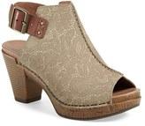 Dansko Women's 'Reggie' Slingback Sandal