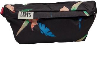 Levi's Womens Floral Belt Bag 59-Regular Black