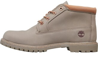 Timberland Womens Classic Lite Nellie Chukka Boots Pure Cashmere