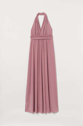 H&M MAMA Multi-tie dress - Pink