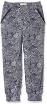 Fat Face Girl's Paisley Trousers,(Manufacturer Size: 4-5)