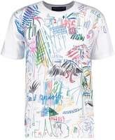 Mads Nørgaard Tuff Print Tshirt White
