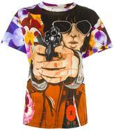 Christopher Kane illustration print T-shirt - women - Cotton - M