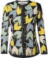 Caban Romantic arrow short jacket