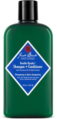 Jack Black Double-Header(TM) Shampoo + Conditioner