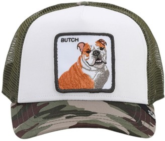 Goorin Bros. Butch Bulldog Patch Baseball Hat