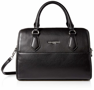 Karl Lagerfeld Paris Women's Willow Satchel Handbag Bag