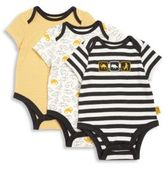 Offspring Baby's Three-Piece Bodysuit Set